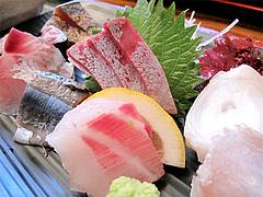 料理:刺身定食の刺身2@海鮮食堂 博多まかない屋・住吉