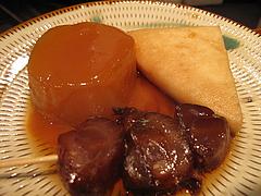 料理:おでん@お多幸・小倉・北九州