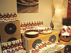 店内:白玉粉販売コーナー@白玉屋新三郎・桜坂店・福岡