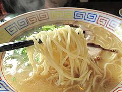 7ランチ:ラーメン麺@博多ラーメン・未羅来留亭(ミラクル亭)・平尾