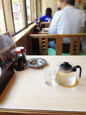 6窓際@あっぱれ食堂