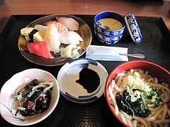 料理:寿司御膳945円@十徳や・春日上白水店