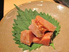 11料理:自家製あん肝@鮨ダイニング太兵衛・博多区古門戸町