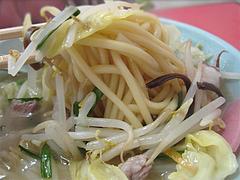 料理:チャンポン食べる@中華そば永楽