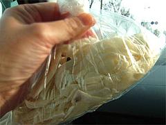 たいやきのハシッコ@白い鯛焼き(たいやき)の武屋・久留米