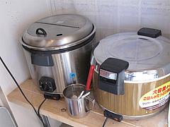 料理:ご飯と味噌汁@豚々拍子・笹丘