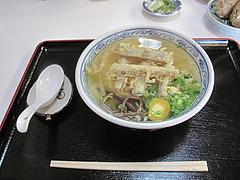 5ランチ:ごぼう500円@恵味うどん・薬院