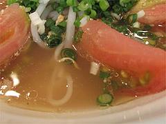 塩トマト麺スープ@麺's ら・ぱしゃ・那珂川店