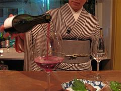 10料理:ブルゴーニュ・ジュリエット・シュニュ(Juliette Chenu)@バー・Yumekichi Wine(ユメキチワイン)