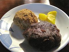12料理:名物・屋台おはぎ@屋台・丸和前ラーメン・小倉・旦過市場