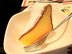 料理:メンオムランチのデザート@五穀けやき通り店・福岡市中央区赤坂