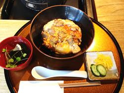 12親子丼840円@鶏小家ながくら