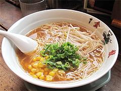 料理:鶏がら醤油ラーメン280円@博多金龍筑紫通り店