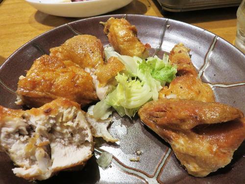 10ひな鶏の唐揚げ半身