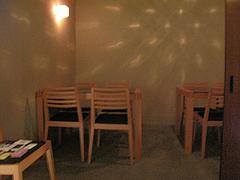 店内:テーブル席@酒陶・築地・平尾