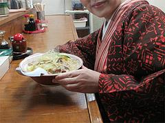 9ランチ:チャンポン550円@中華料理・萬品香(マンピンシャン)