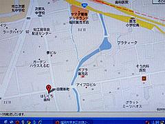 アクセス@ふくちゃんラーメン・福岡市城南区田隈