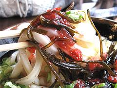 料理:うめこんぶ(冷)麺@讃岐うどん大使・福岡麺通団