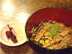 穴子丼@重永鮮魚本店(居酒屋しげなが)・久留米
