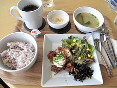 料理:チキン南蛮定食950円@カフェ・オットー・リバレイン博多