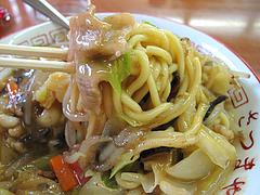 料理:あんかけちゃんぽん食べる@薩摩屋・清川