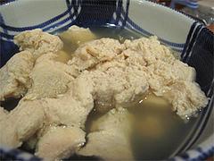 料理:大皿料理の高野豆腐@博多なゝ草(はかたななくさ)・西中洲