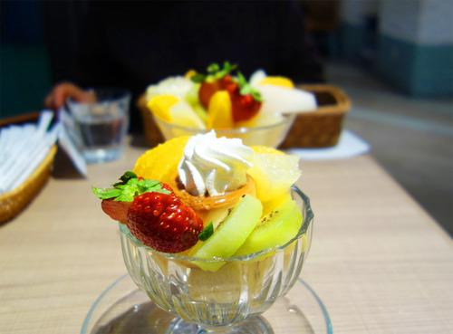 【福岡】九州発祥の老舗フルーツ専門店直営のカフェ♪@TOKIO イムズ店