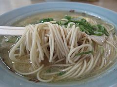 8ランチ:ラーメン麺@昭和福一ラーメン・那珂川・春日