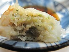 料理:餃子食べる@博多ラーメンしばらく・大手門