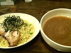 料理:つけ麺650円@魚介豚骨醤油いっき・薬院