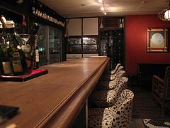 11店内:カウンター@バー・Yumekichi Wine(ユメキチワイン)