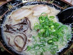 料理:ラーメン580円@一竜・川端商店街