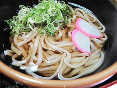 料理:ごぼうかき揚げ温うどん@うどん菊河