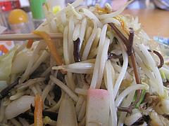 10ランチ:皿うどんの野菜@ちゃんぽんとめし