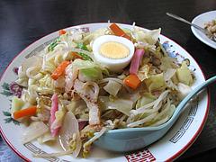 料理:海鮮チャンポン630円@山ちゃん・ちゃんぽん