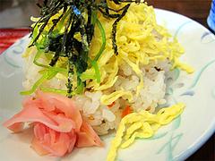料理:ちらし200円@虹の家(ななのや)
