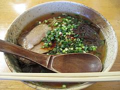 料理:ラーメン太麺550円@ラーメン極み