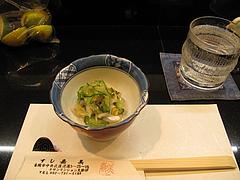 料理:小鉢@すし嘉美(よしみ)・天神