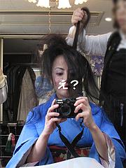 和装・アップ・日本髪3@シキシマ美容院・福岡