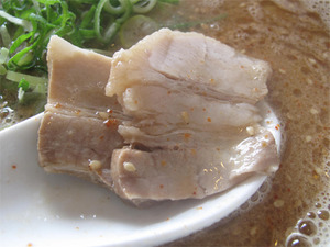 11辛味ラーメン肉@くまちゃんラーメン