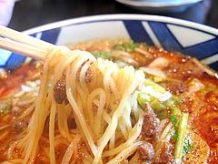 料理:タンタン麺メン@ちゃん(CHANG)・中華・野間