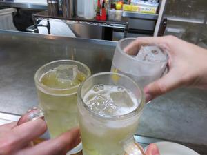4乾杯@ふくろう