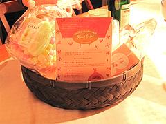 料理:ひな菓子かご盛り@ひなまつり・女子会