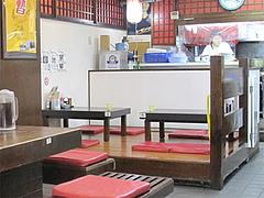 4店内:小上がり@博多ラーメンしばらく祇園店