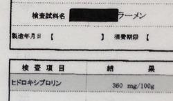 10某有名店ヒドロキシプロリン@博多長浜風び(風靡)