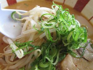 12ピリ辛ラーメン野菜@博多麺王