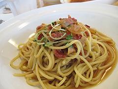 料理:ベーコンのシンプルペペロンチーノ@生パスタの店アンチョビ・平尾