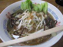 料理:魚魚ラーメン500円@魚魚(ぎょぎょ)・長住