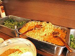 店内:薬味コーナー@丸亀製麺・西月隈店
