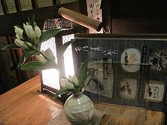 7店内:卓上@京寿司ランチ・祇園いづ重